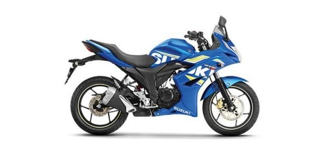 Suzuki Gixxer SF 150cc Rear Disc 2018