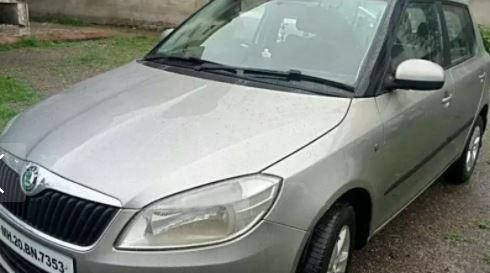 Skoda Fabia 1.2 TDI Ambition Plus 2010