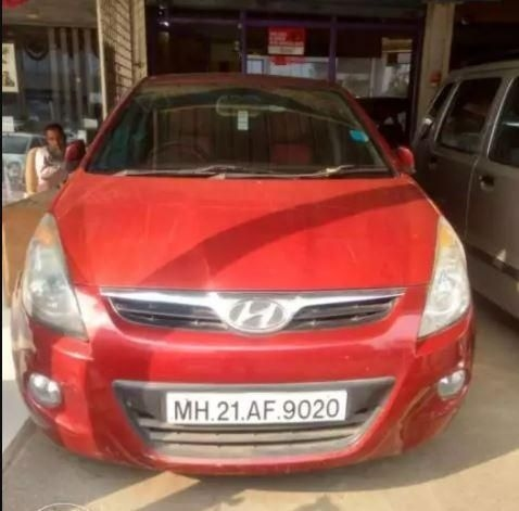 Hyundai i20 Asta 1.4 CRDi 6 Speed 2012