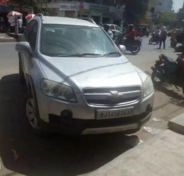 Chevrolet Captiva LTZ AWD 2.2 2009