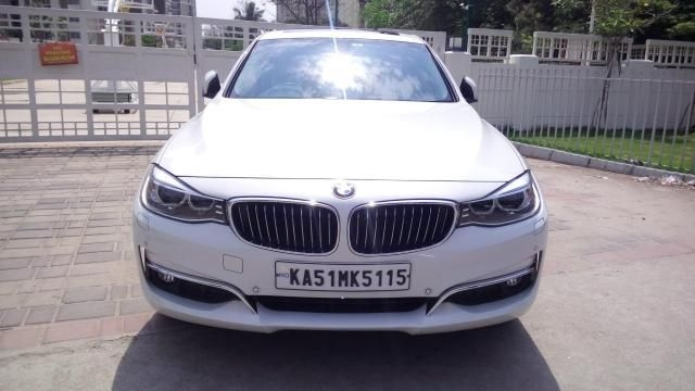 BMW 3 Series GT 320d Luxury Line 2016