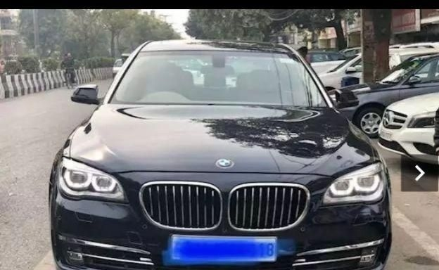 BMW 7 Series 730Ld 2010