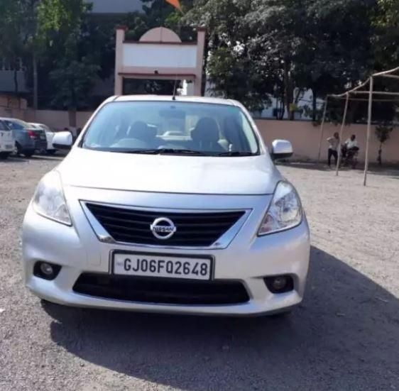 Nissan Sunny XV D Premium Safety 2013