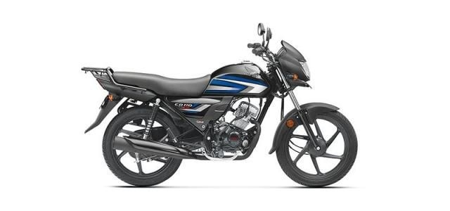 Honda CD 110 Dream Self Carrier 2018