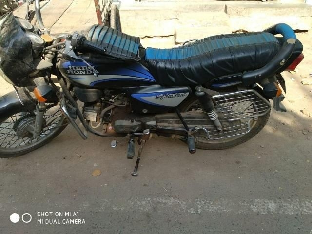Hero Splendor Plus 100cc 2008
