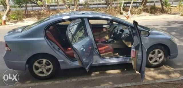 177 Used Honda Civic In Mumbai Second Hand Civic Cars For Sale Droom