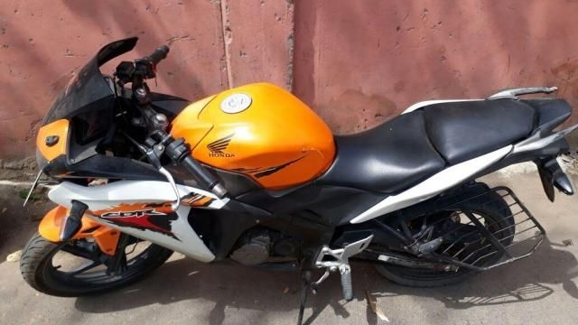 1 Used Yellow Color Honda Cbr 150r Bike For Sale Droom