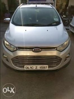 Ford Ecosport 1.5 DV5 MT Titanium Optional  2013
