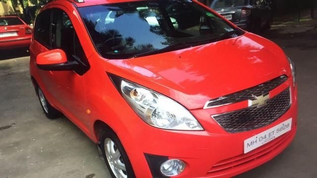 Chevrolet Spark LT 1.0 OPT 2007