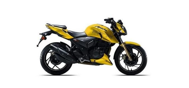TVS Apache RTR 200 4V ABS Race Edition 2018