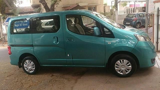 Used Nissan Evalia Car Price in India, Second Hand Car Valuation | OBV