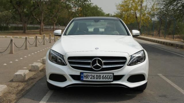 Mercedes-Benz C-Class 220 CDI AT 2017