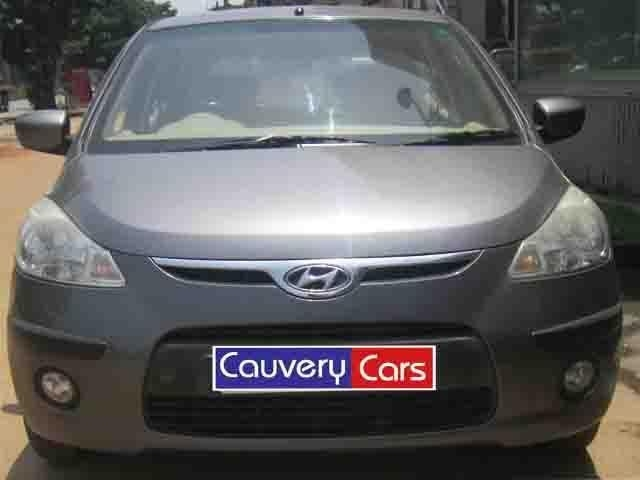 Hyundai i10 Asta 1.2 AT With Sunroof 2010