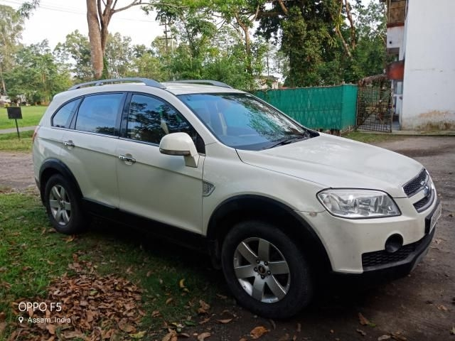 Chevrolet Captiva LTZ AWD AT 2010