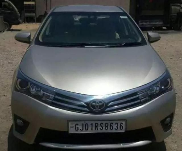 Toyota Corolla Altis 1.8 VL AT 2016