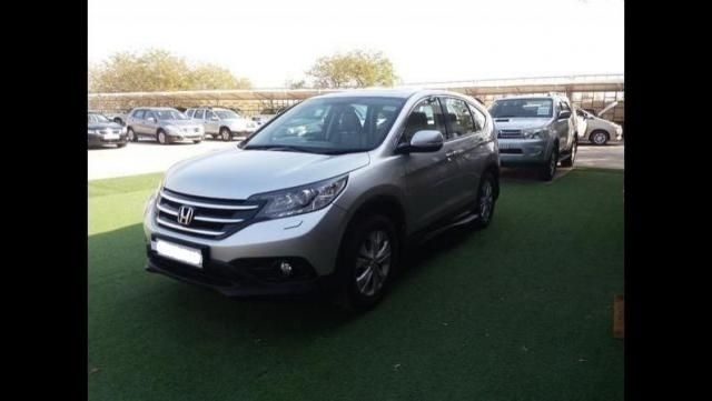 Honda CR-V 2.4L 4WD AT 2014
