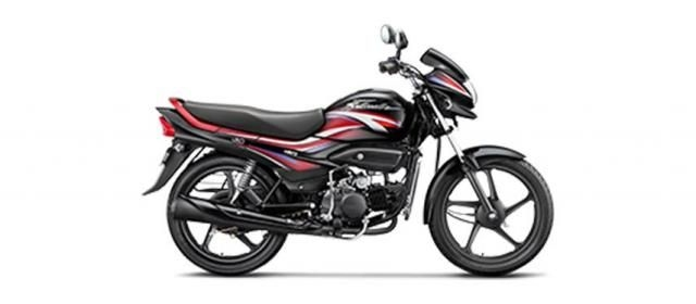 Hero Super Splendor 125cc 2018