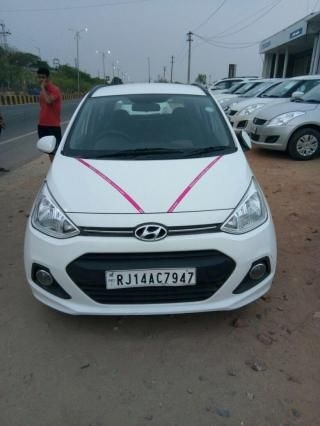 Hyundai Grand i10 1.2 Sportz (O) AT 2015