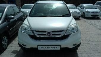 Honda CR-V 2.0L 2WD MT 2011