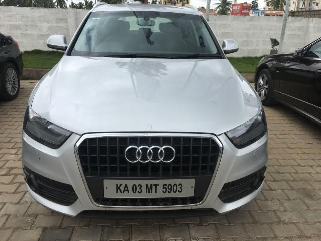 Audi Q3 2.0 TDI MT S EDITION 2014