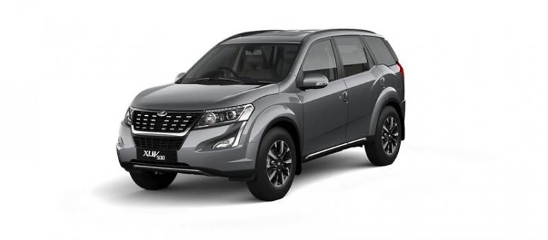 Mahindra XUV500 G AT 2019