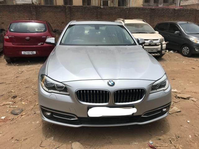 BMW 5 Series 520D LUXURY LINE 2013
