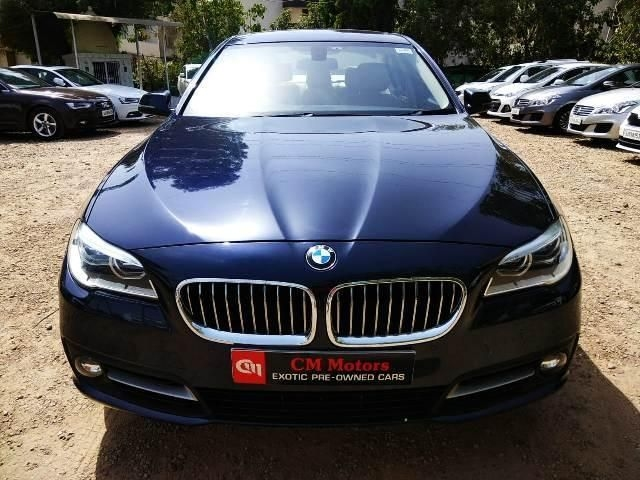 BMW 5 Series 520D PRESTIGE 2015