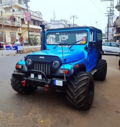2 Used Mahindra Thar in Ajmer, Second Hand Thar Cars for
