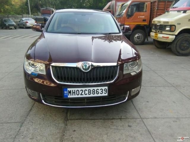 SKODA SUPERB Elegance 1.8 TSI AT 2011