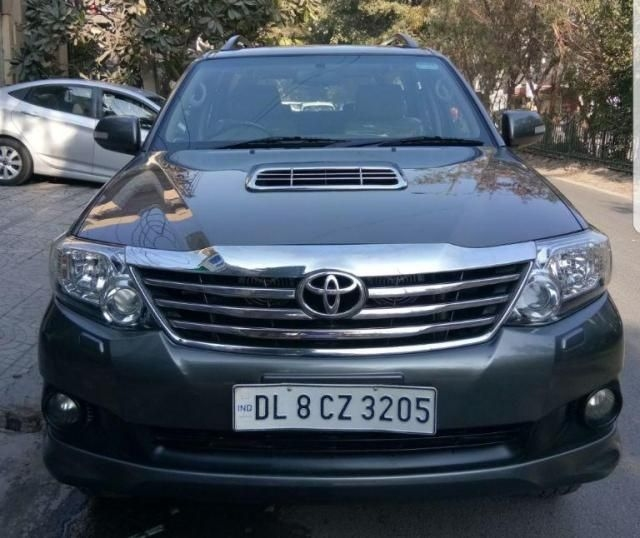 1231 Used Toyota Fortuner Cars Second Hand Fortuner Cars For Sale