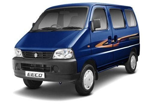 Maruti Suzuki Eeco 5 STR With A/C+HTR 2020