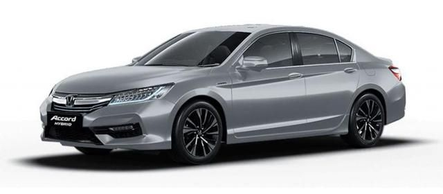 Honda Accord Hybrid 2020