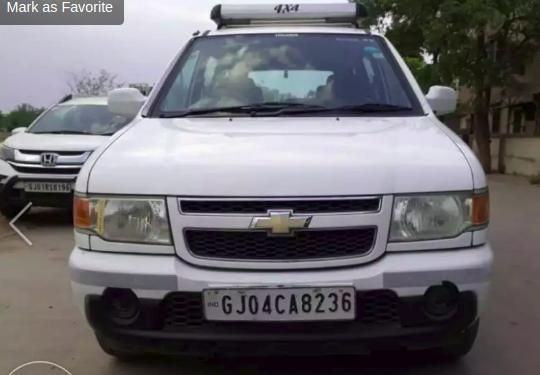 Chevrolet Tavera Car For Sale In Ahmedabad Id 1416278902 Droom