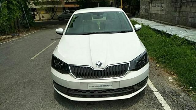Skoda Rapid Style 1.5 TDI AT 2017