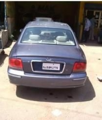 Hyundai Sonata 2.4 GDi AT 2003