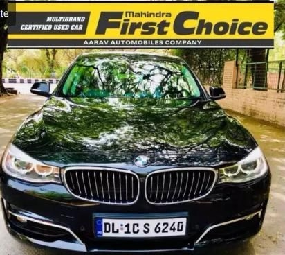 BMW 3 Series GT 320d Luxury Line 2014