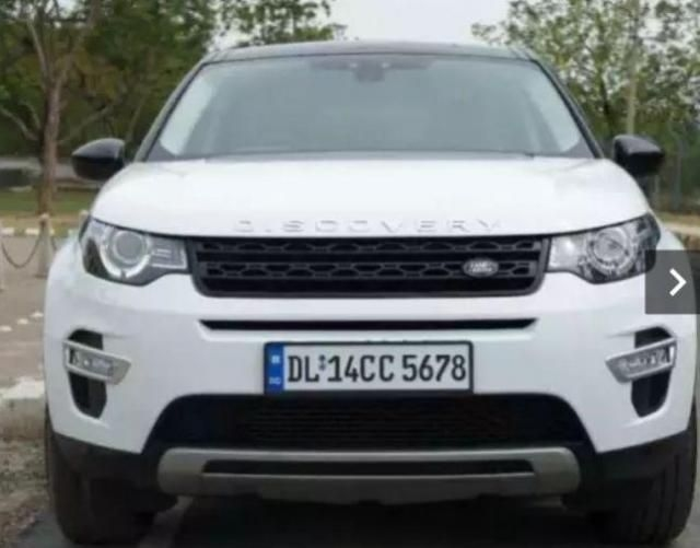Land Rover Discovery HSE 2015