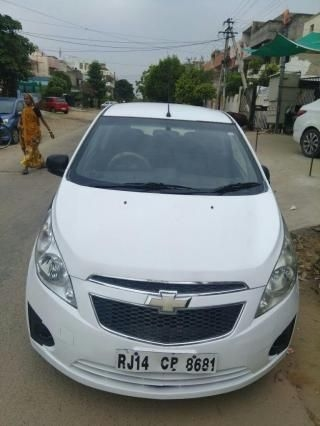 Chevrolet Beat LS LPG 2012