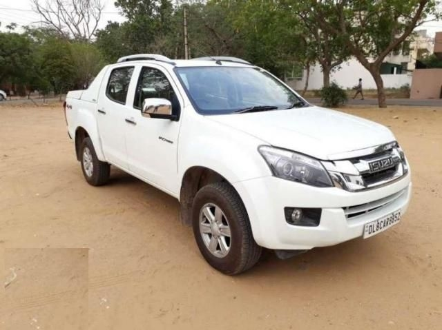 Isuzu D-Max V-Cross 4X4 2017