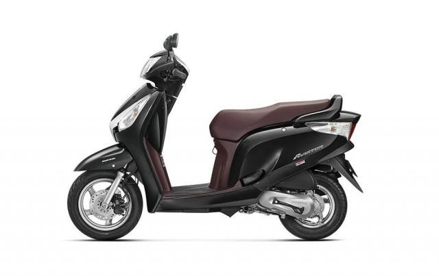 Honda Aviator 110cc-Drum Alloy 2018