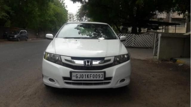 Honda City 1.5 E MT i-VTEC 2010