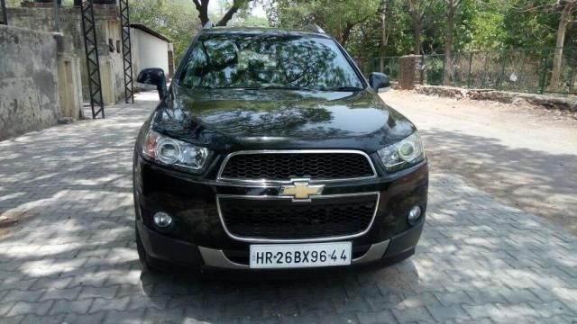 Chevrolet Captiva LTZ AWD AT 2013