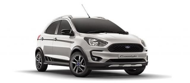 Ford Freestyle Ambiente 1.2 Ti-VCT 2020