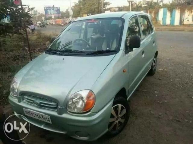 Hyundai Santro GS ZIP Plus 2003