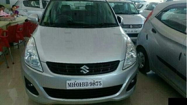 Maruti Suzuki Swift DZire VXi AT 2012