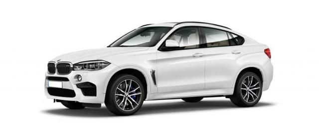 BMW X6 M Coupe 2018
