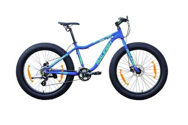 Raleigh BIG SAM 16.5 Inches 21 Speed 2018