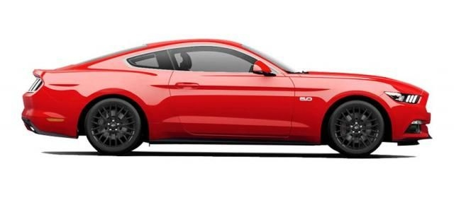 Ford Mustang GT Fastback 5.0L v8 2020