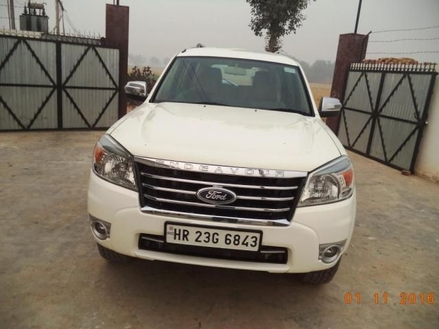 Ford Endeavour 4x2 AT 2011