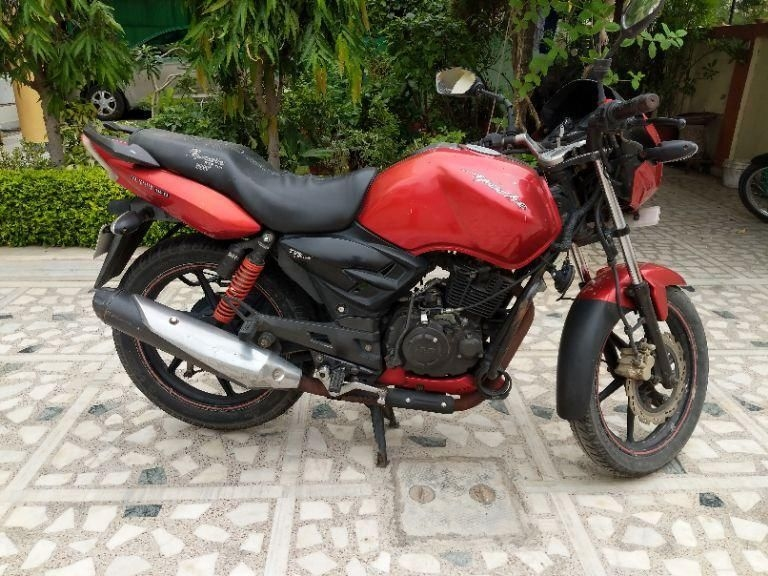 Tvs Apache Rtr Bike for Sale in Jaipur- (Id: 1416361316) - Droom